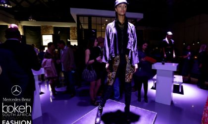 Step inside the glamorous world of fashion via film