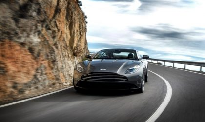 The Aston Martin DB11: an icon in the making