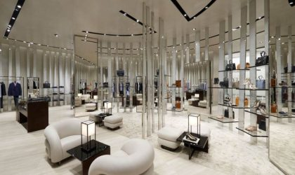 Africa welcomes its first Giorgio Armani boutique