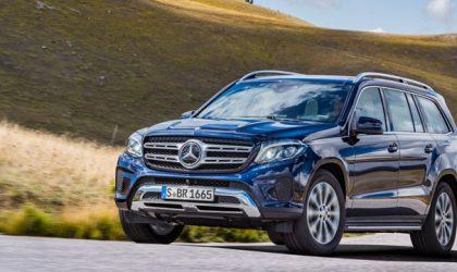 Mercedes Benz GLS redefines luxury SUVs