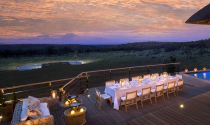 Get away to Mhondoro Game Lodge