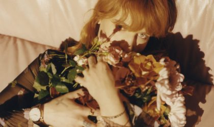 Florence Welch is the face of Gucci watches and jewellery