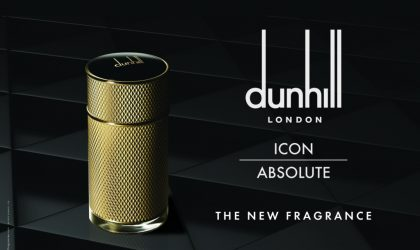 Timeless timber in Dunhill's Icon Absolute fragrance