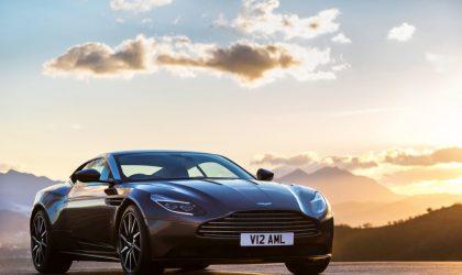 Aston Martin looks into the future