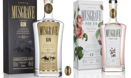 Introducing Musgrave Crafted Gin