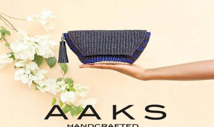 Luxury meets tradition with A A K S handcrafted bags