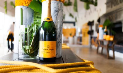 Yelloweek: picnics, parties and epicurean experiences for champagne fans