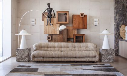 Kelly Wearstler designs for The Rug Company