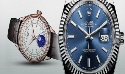 The new Rolex Oyster Collection