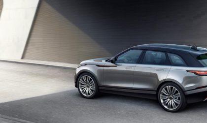 The Range Rover Velar arrives in South Africa