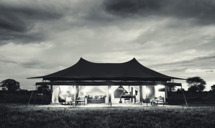 Awaken your senses at the Nasikia luxury camp