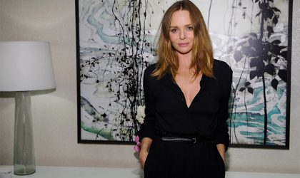 Stella McCartney's freedom in feasible fashion MO