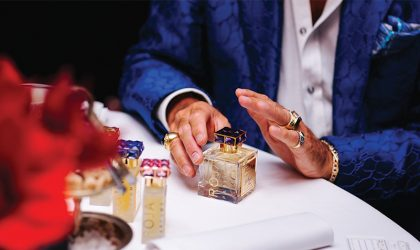 Employ a scent to suit your property