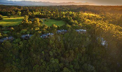 Enjoy the respite of Tsala Treetop Lodge