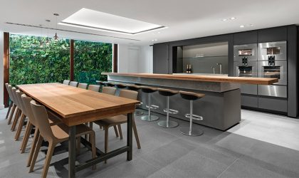 A cut above with Gaggenau's four principles of design