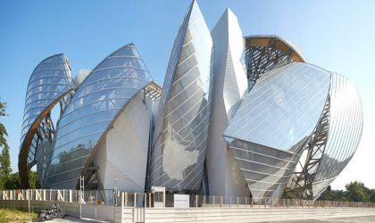 Frank Gehry's great monuments to culture