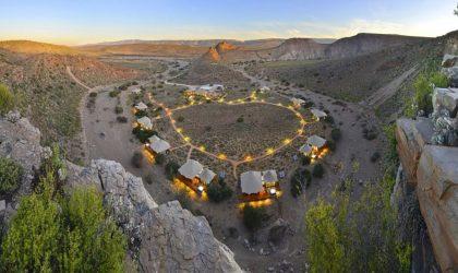 Sanbona unveils gorgeous Dwyka Tented Lodge