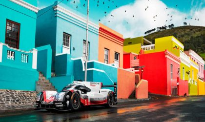 Hello South Africa! The 919 tribute takes on Cape Town