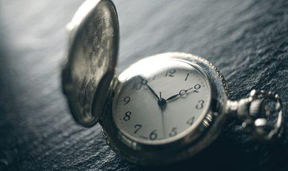 Rituals in time