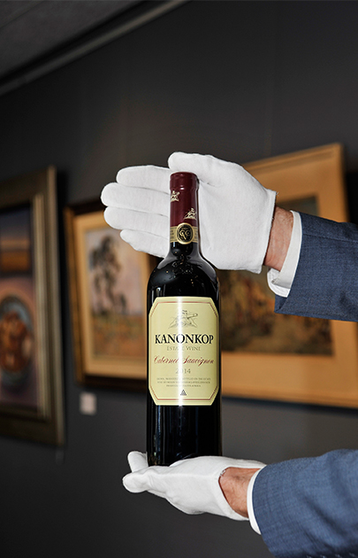Fine-wine records tumble in SA at the Strauss & Co Fine Wine Auction 1