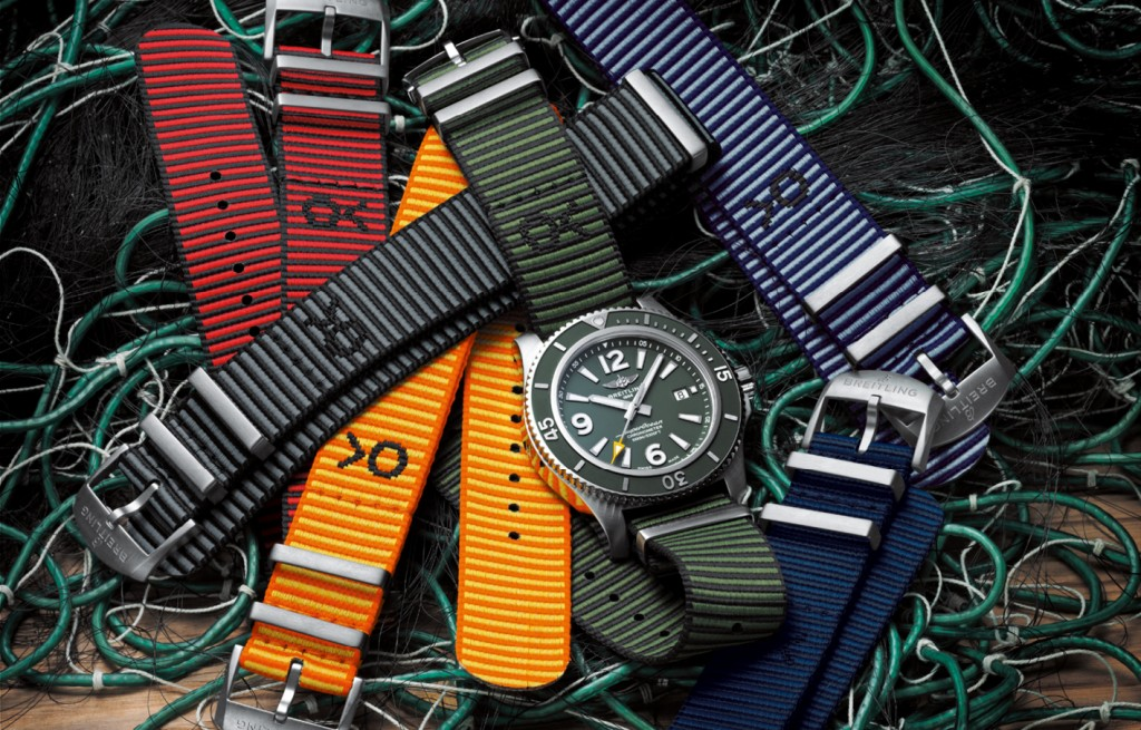 A sustainable Superocean collection by Breitling 3
