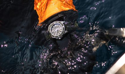 A sustainable Superocean collection by Breitling