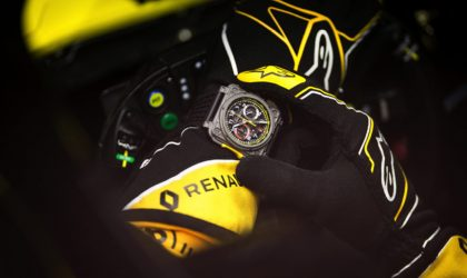 Extraordinary racing-inspired watches