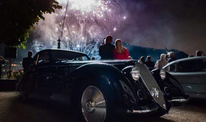 Alfa Romeo 8C 2900B receives a Villa d'Este knighthood