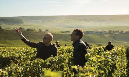The shared vision of Dom Pérignon Vintage 2008