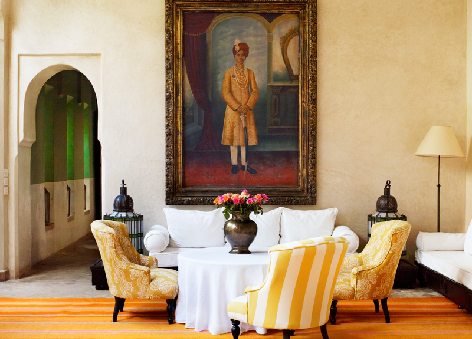 Enjoy 1930's glamour at L'Hôtel Marrakech 2