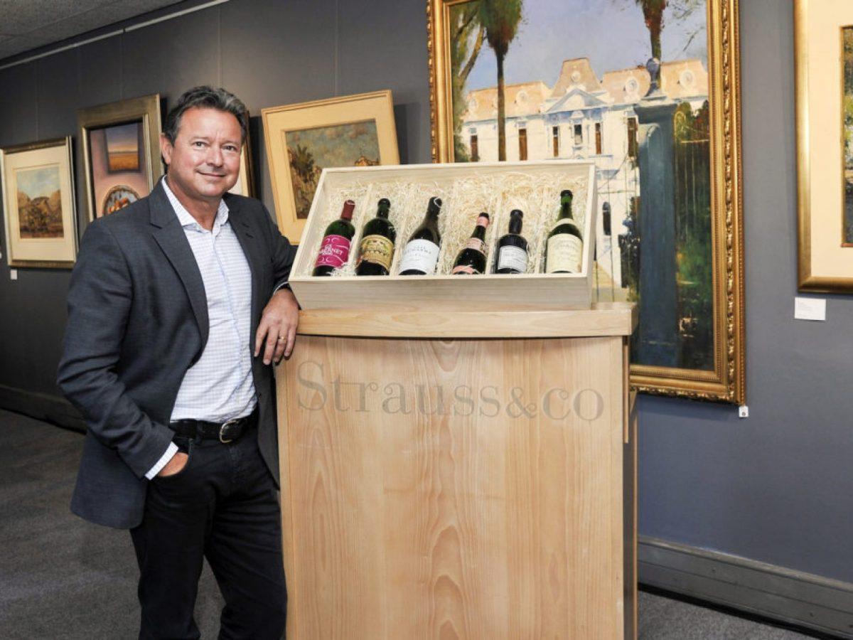 Fine-wine records tumble in SA