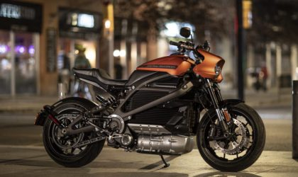 This Harley Davidson should be on the Millennial wish-list