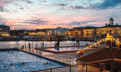 When in… Helsinki, Finland