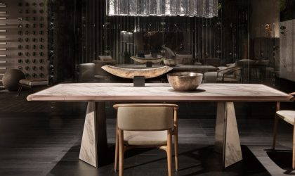 High design pieces from IL Lusso maintain their deep Italian roots