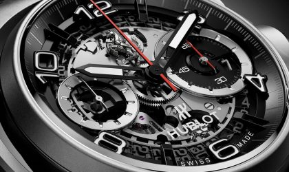 Baselworld 2019: Hublot and the year of Ferrari