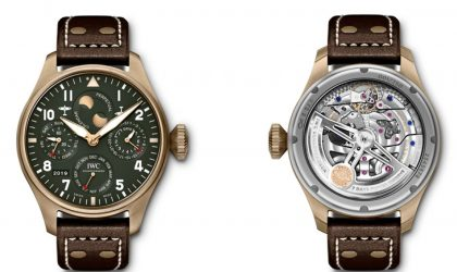 IWC Spitfire Collection
