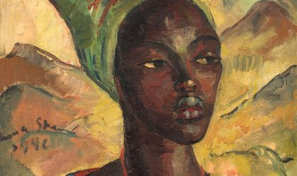 Irma Stern portrait leads Strauss & Co's forthcoming spring sale next week