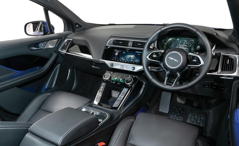 Jaguar's analogue values in a digital world 1