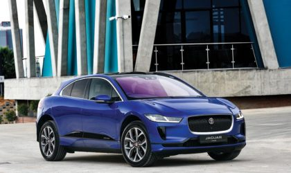 Jaguar's analogue values in a digital world