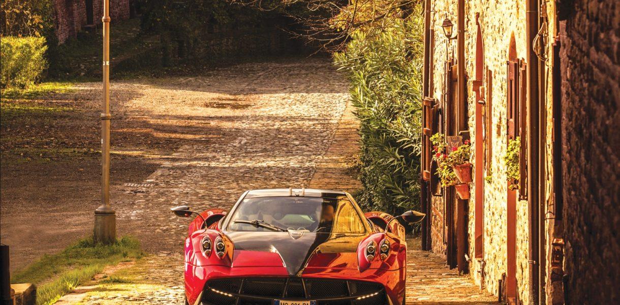 Keys to Pagani power with Daytona