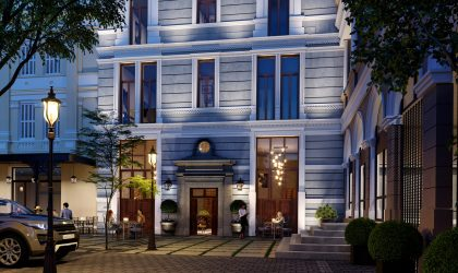 Polished luxury hospitality at Cape Town's new Labotessa hotel