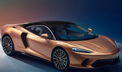 McLaren redefines the rules of Grand Touring