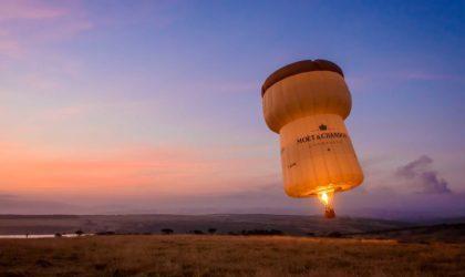An African hot air balloon odyssey