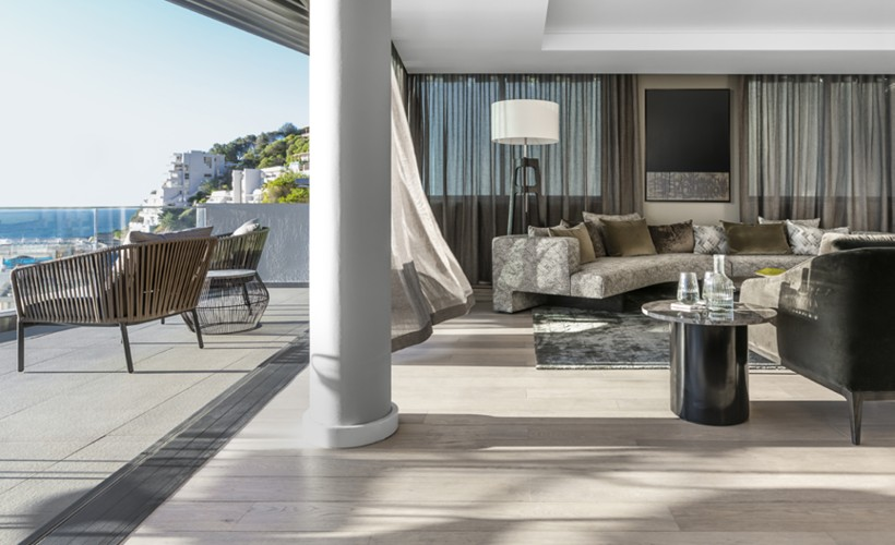 A quiet opulence on Clifton 1