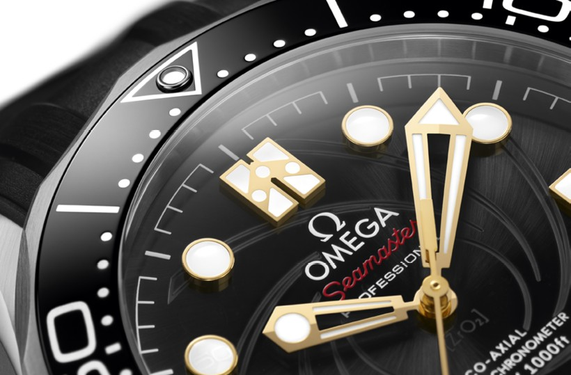 Omega celebrates James Bond with a limited edition Seamaster Diver