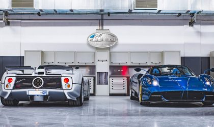 New Pagani showroom opens in South Africa
