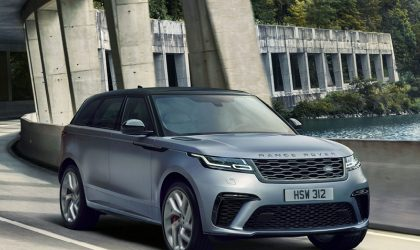 Range Rover Velar receives more performance, luxury and exclusivity