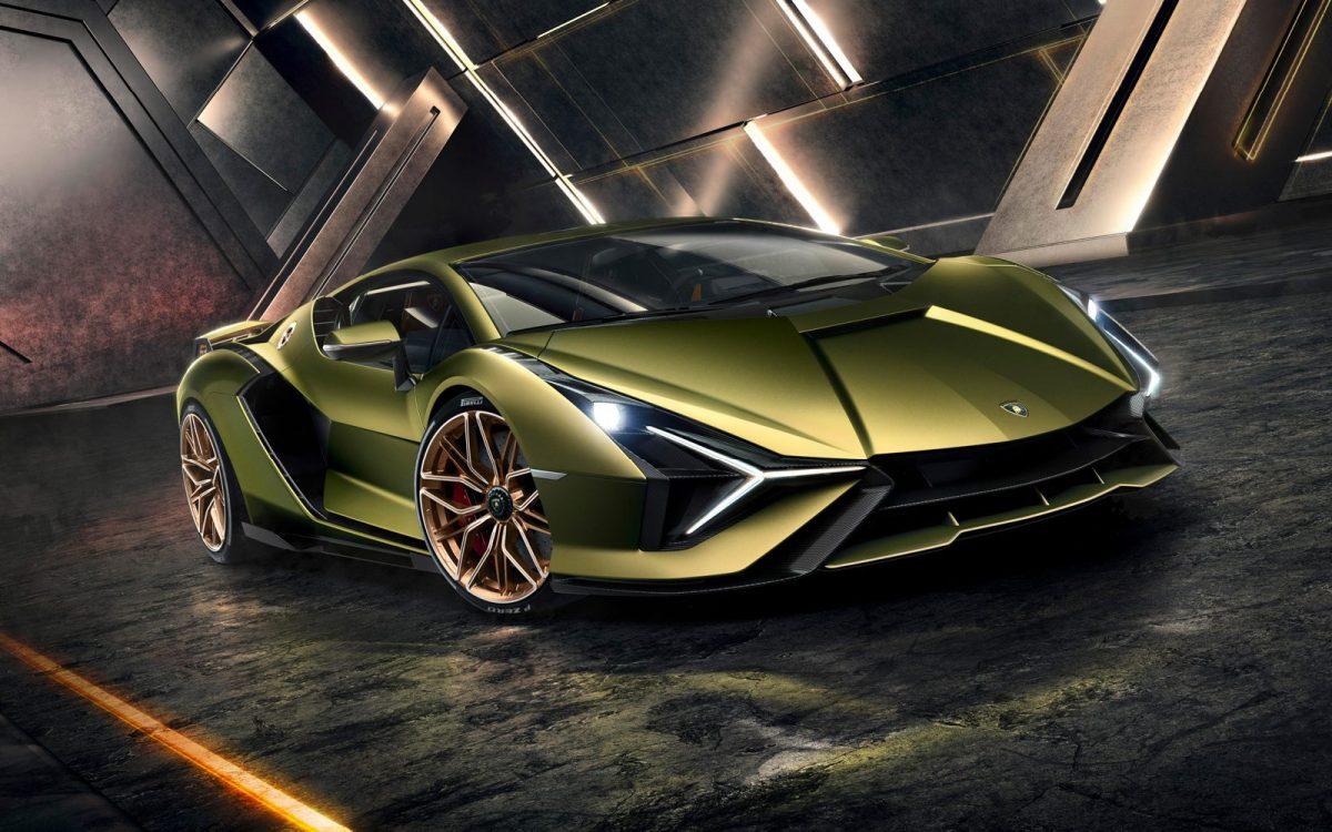 Sián by Automobili Lamborghini