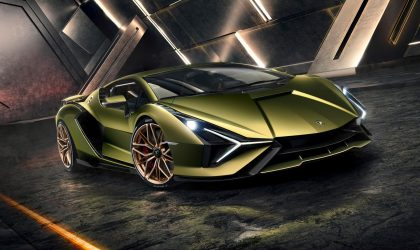 5 Cars geared up to be bold and iconic