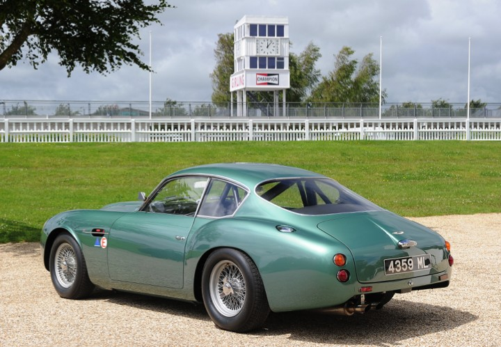 Concours of Elegance to host the world-first celebration of Aston Martin
